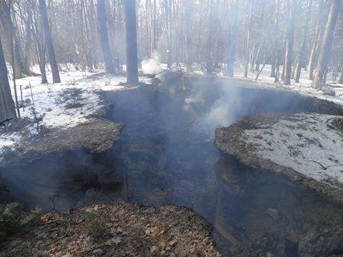 Під Львовом вандали спалили дотла музей УПА
