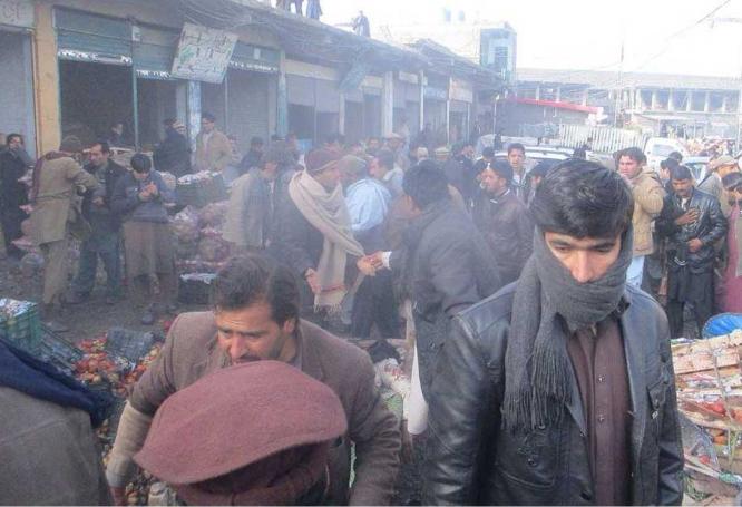 На ринку в Пакистані прогримів вибух, десятки загиблих