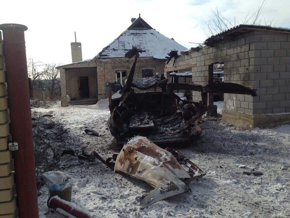 Терористи обстріляли українських медиків у зоні АТО