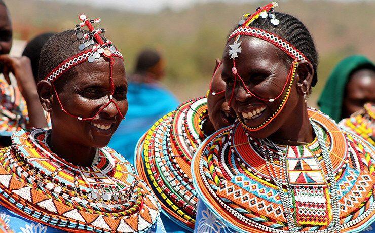 Женщины Умоджа