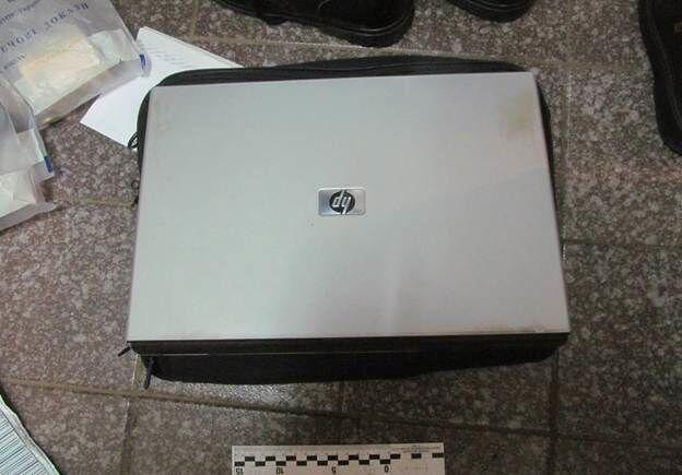 В Киеве продавец ноутбука оказался домушником-рецидивистом