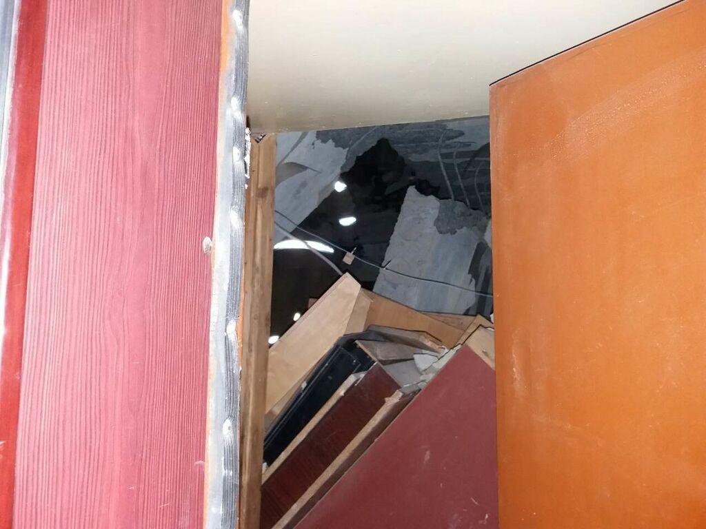 Взрыв в Сумах: появились фото и видео разрушительных последствий
