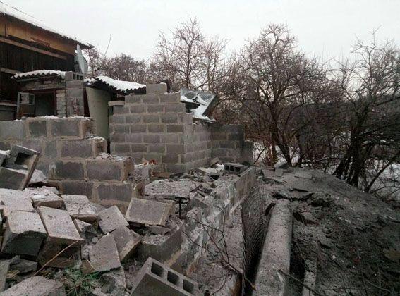 Бої під Авдіївкою: опубліковані фото наслідків обстрілу терористів