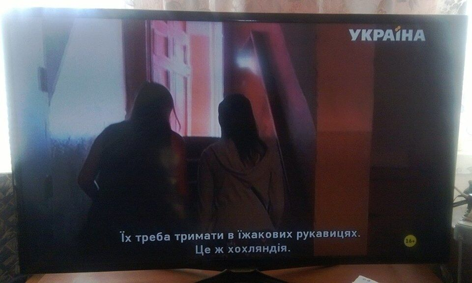 """""""Це ж Х*хляндія"""": відомий телеканал попався на трансляції українофобського серіалу"""
