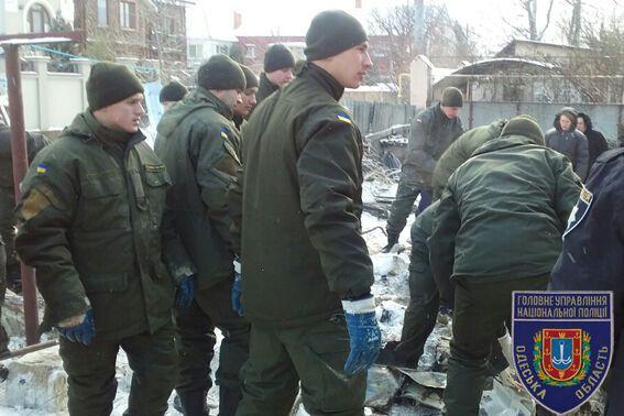 Погиб АТОшник: полиция раскрыла подробности взрыва жилого дома в Одессе