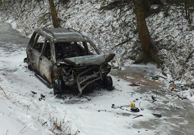 Погибли парень и девушка: опубликовано фото жуткого ДТП на Хмельнитчине