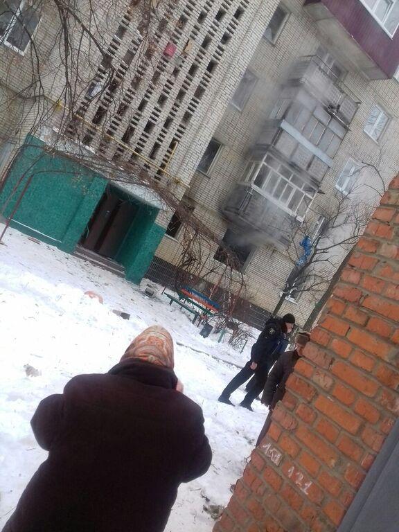 В Сумах опять взорвался жилой дом: появились первые фото