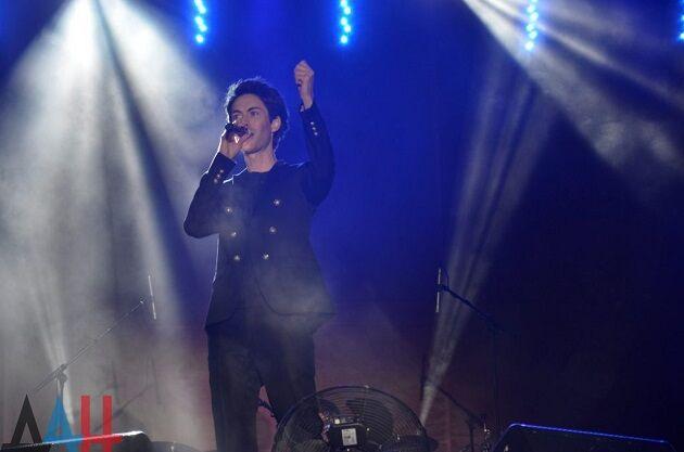 Російські музиканти засвітилися на Донбасі