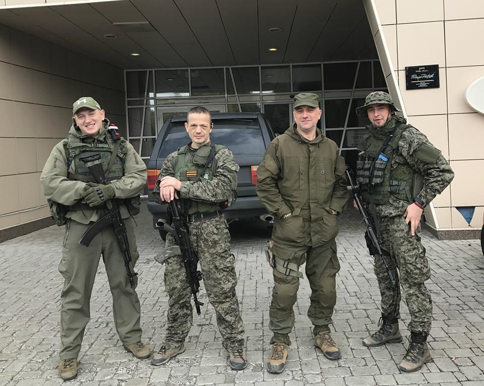 Казанский: Прилепин стеррористами поселился вчетырехзвездочном отеле сджакузи