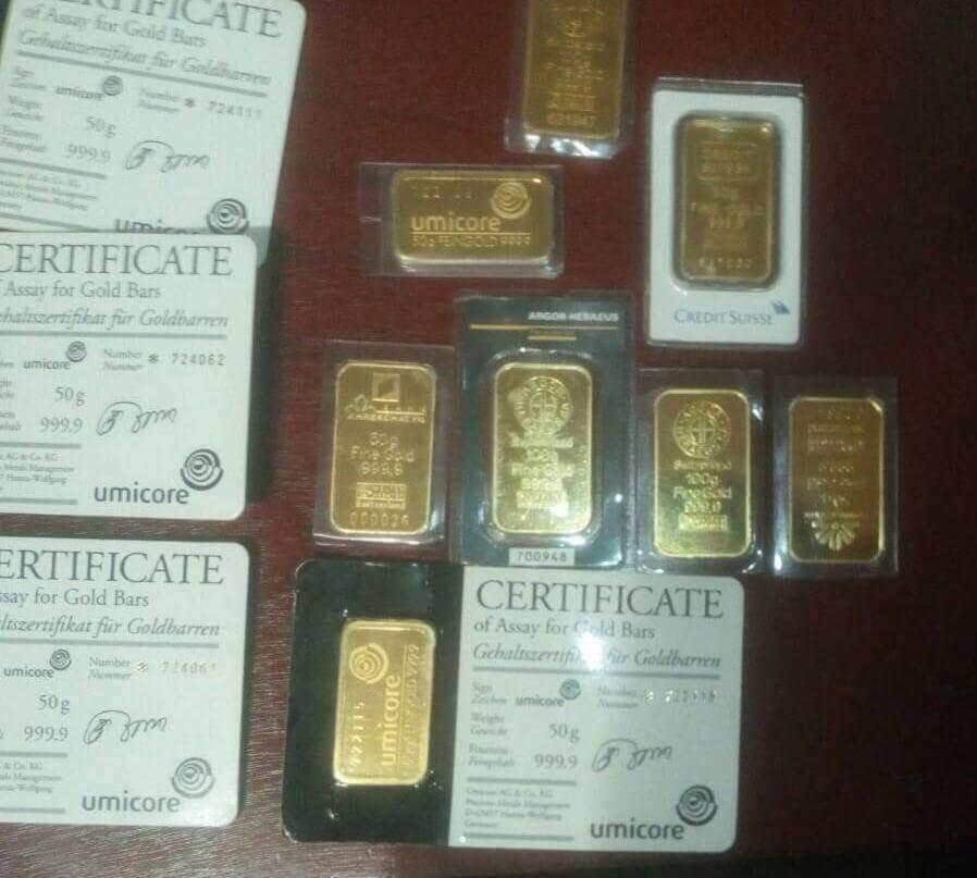 """В Чернигове """"накрыли"""" конвертационный центр: изъяты огромные суммы и золото"""