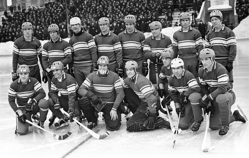 Помер легендарний радянський хокеїст