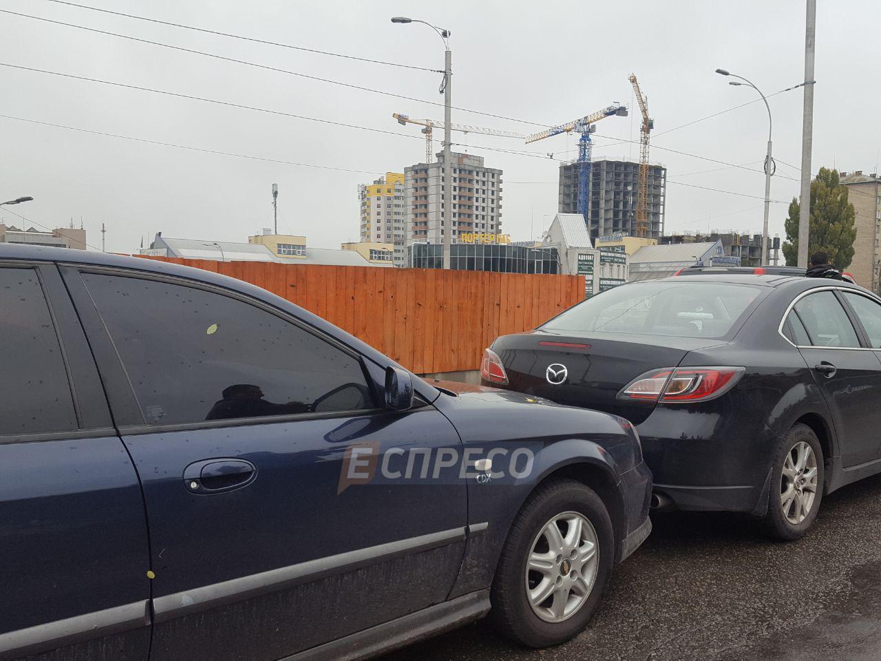 Подробиці ДТП зскутеристом уКиєві: чоловік помер