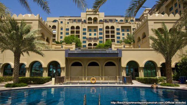 Супруга судьи Высшего хозсуда владеет элитной недвижимостью вДубае иАвстрии