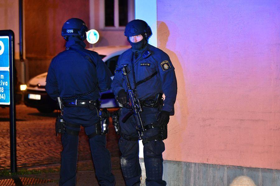 В Швеции расстреляли толпу людей