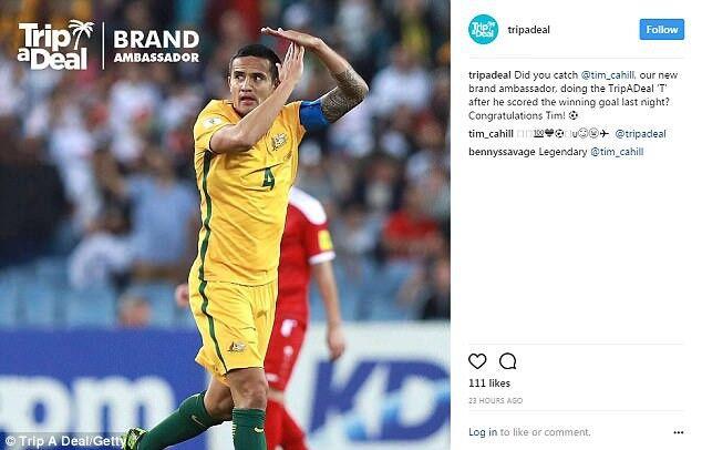 ФІФА має намір покарати знаменитого футболіста за незвичне святкування гола