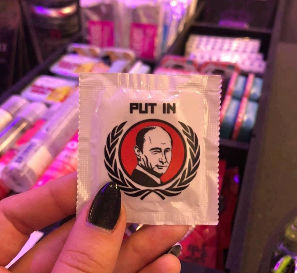В США нашли яркое применение лицу Путина: в сети ажиотаж