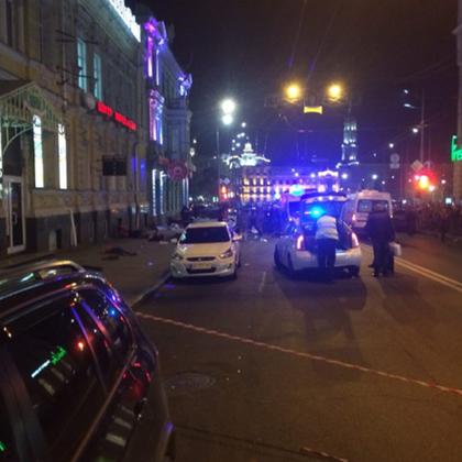 Кровавое ДТП в Харькове: все подробности