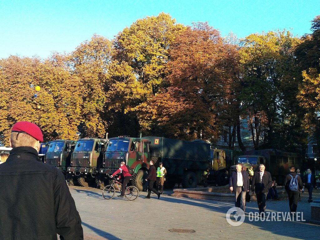 """Михомайдан"" в Киеве: протесты онлайн"