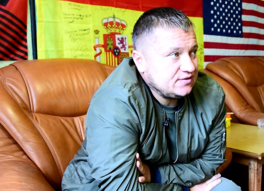 Війна в Україні може тривати і десять років. Ми воюємо з імперією - соратник Яроша