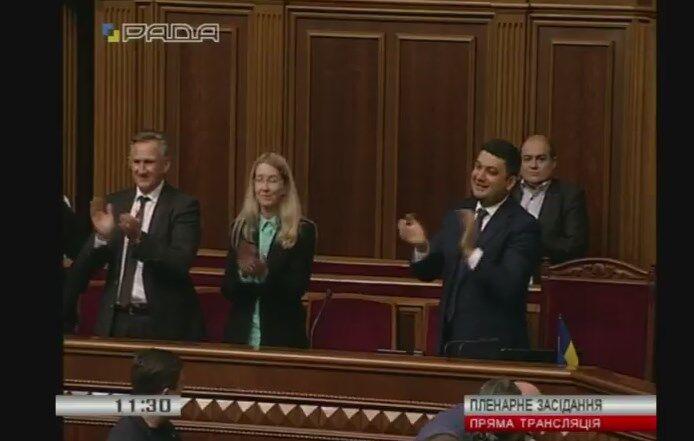 Рада проголосовала за медреформу