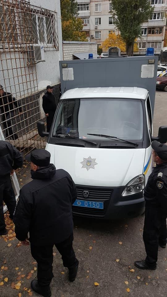 Суд над Зайцевой в Харькове: все подробности
