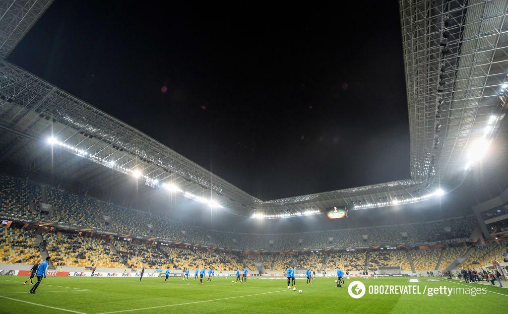 Шедеври Луганська ту кров Києва: Україна у 3-му турі Ліги Європи