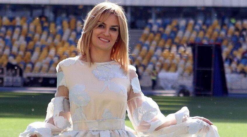 Юлия, жена Андрея Пятова