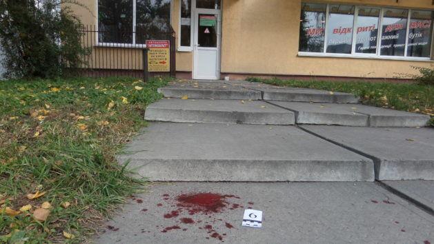 Под Киевом по-зверски зарезали АТОшника: жуткие фото с места ЧП