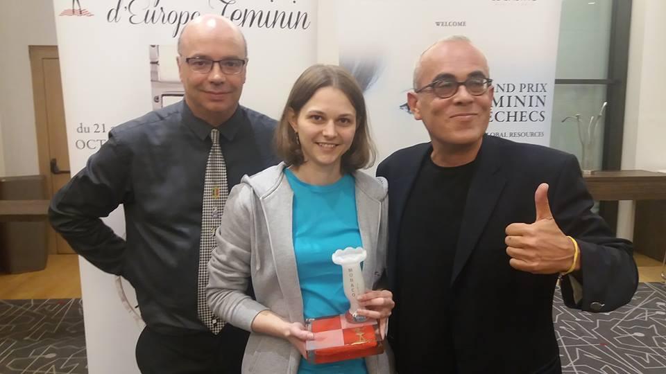 Українка виграла чемпіонат Європи з шахів