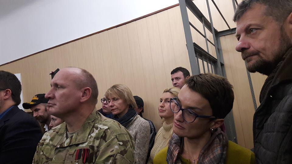 Суд над комбатом ОУН: Коханивскому избрали меру пресечения