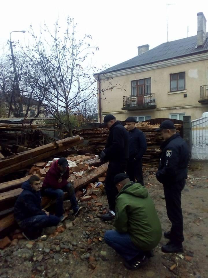 Шкуродери на Львівщині