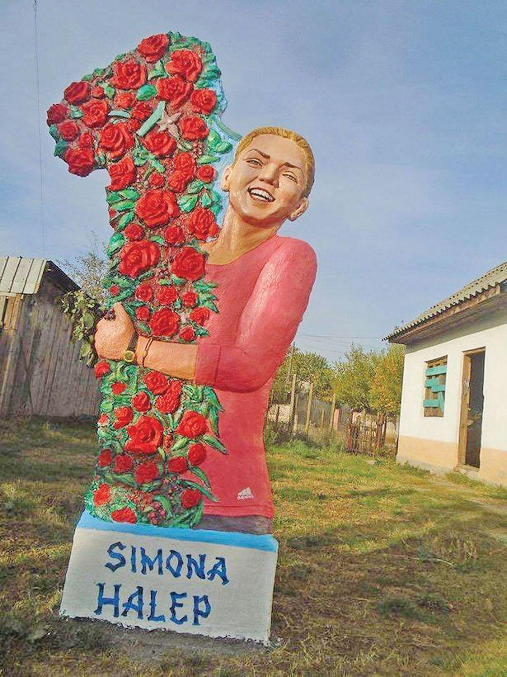 Над кращою тенісисткою світу поглумилися у Румунії: фотофакт