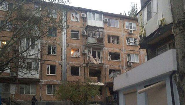 В центре Донецка прогремел мощный взрыв: все о ЧП