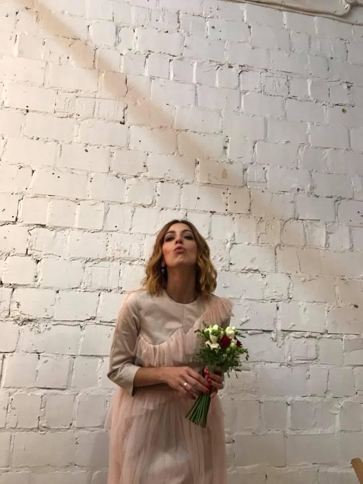 Впечатлившая Порошенко россиянка сыграла свадьбу в Киеве