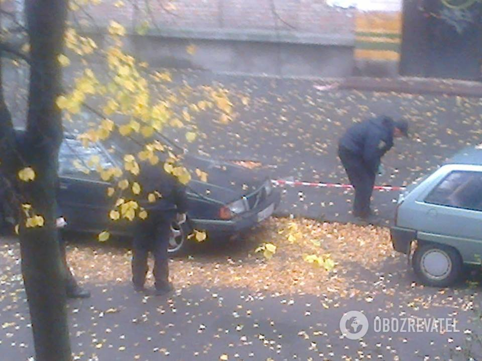 Покушение на Мосийчука: что происходит на месте ЧП