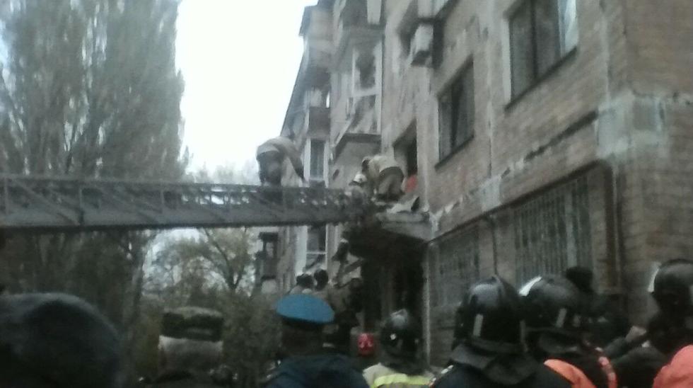 Мощный взрыв в Донецке: названа причина