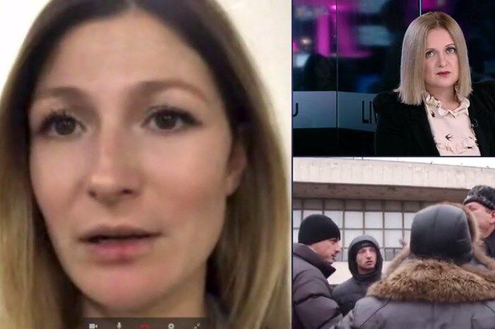 """""""Зрозумійте мою мову"""": заступник міністра відмовилася переходити на російську в ефірі росТВ"""