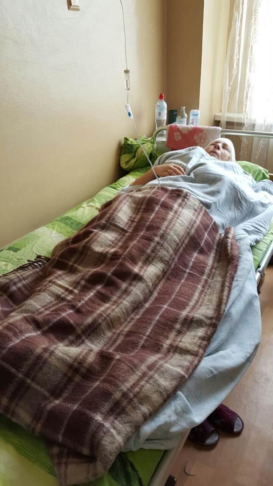Покушение на Мосийчука: появились фото серьезно пострадавшей женщины