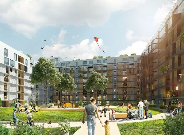 На любой вкус: в жилом районе RYBALSKY началось строительство нового квартала