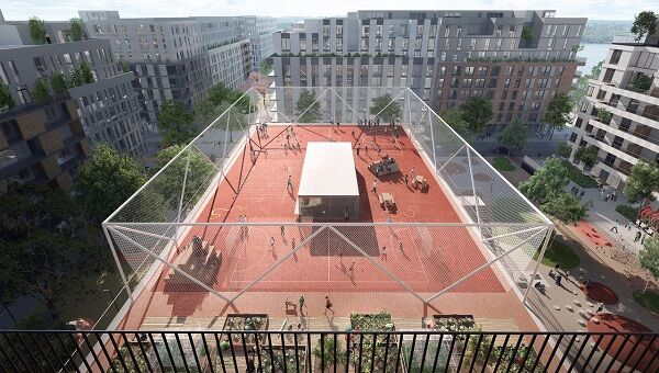 На будь-який смак: в житловому районі RYBALSKY почалося будівництво нового кварталу