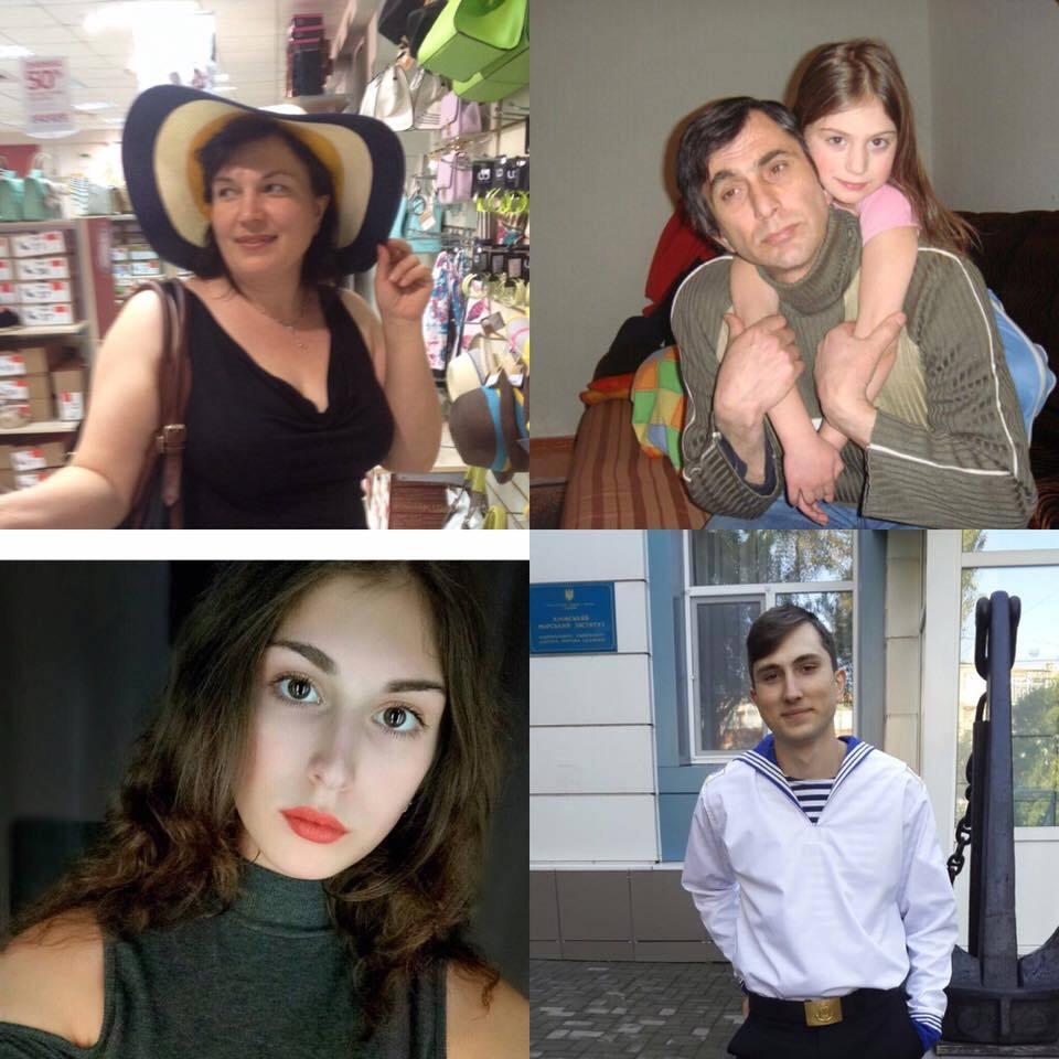 Сім'я Наталії Умаєвої