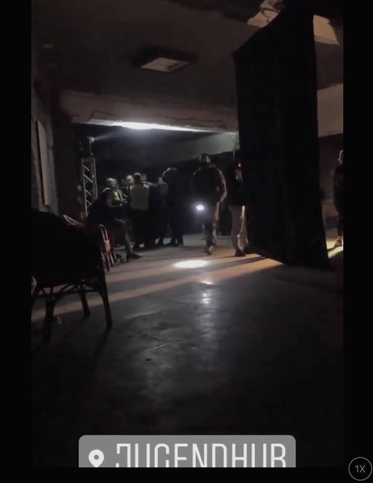 Облава в киевском ночном клубе: все подробности