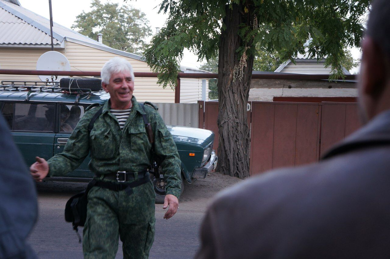 НаДонбассе убит командир боевиков. Нефакт, что ДРГ была украинской