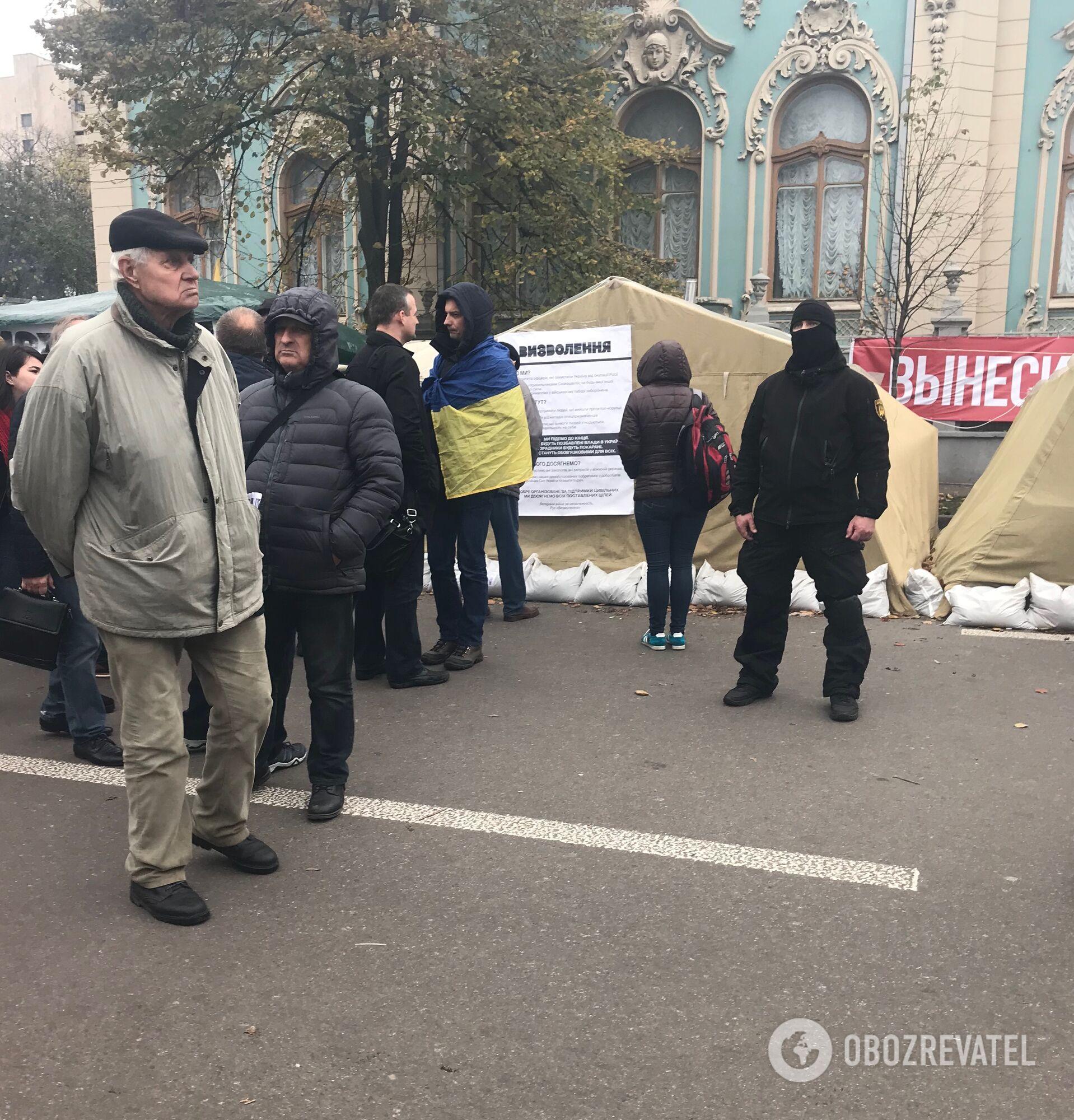 Егор Соболев и Юрий Левченко