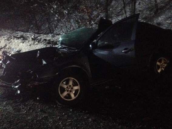 Трагічна аварія в Івано-Франківській області