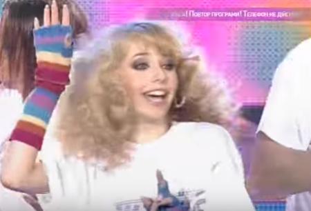 """Надя Дорофеева в """"Шансе"""""""