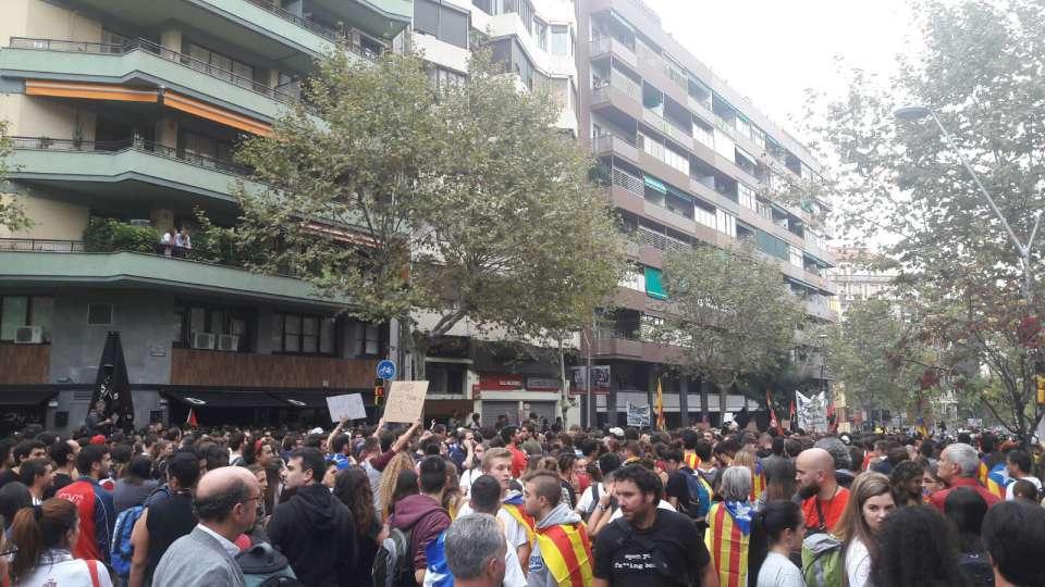 Громадські організації Каталонії закликали дозагального страйку