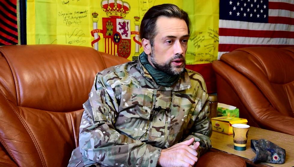 В Украине я столкнулся с мошенничеством - Пашинин