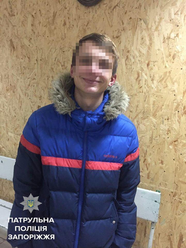 Косивший от службы запорожец угрожал своей матери (ФОТО)
