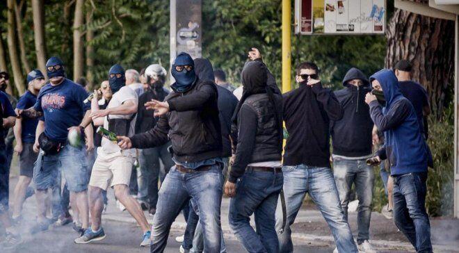 В Італії розгорівся скандал перед матчем Ліги чемпіонів